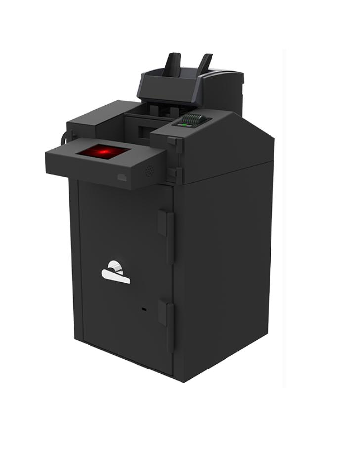 Befizetőgép- Cash in automata