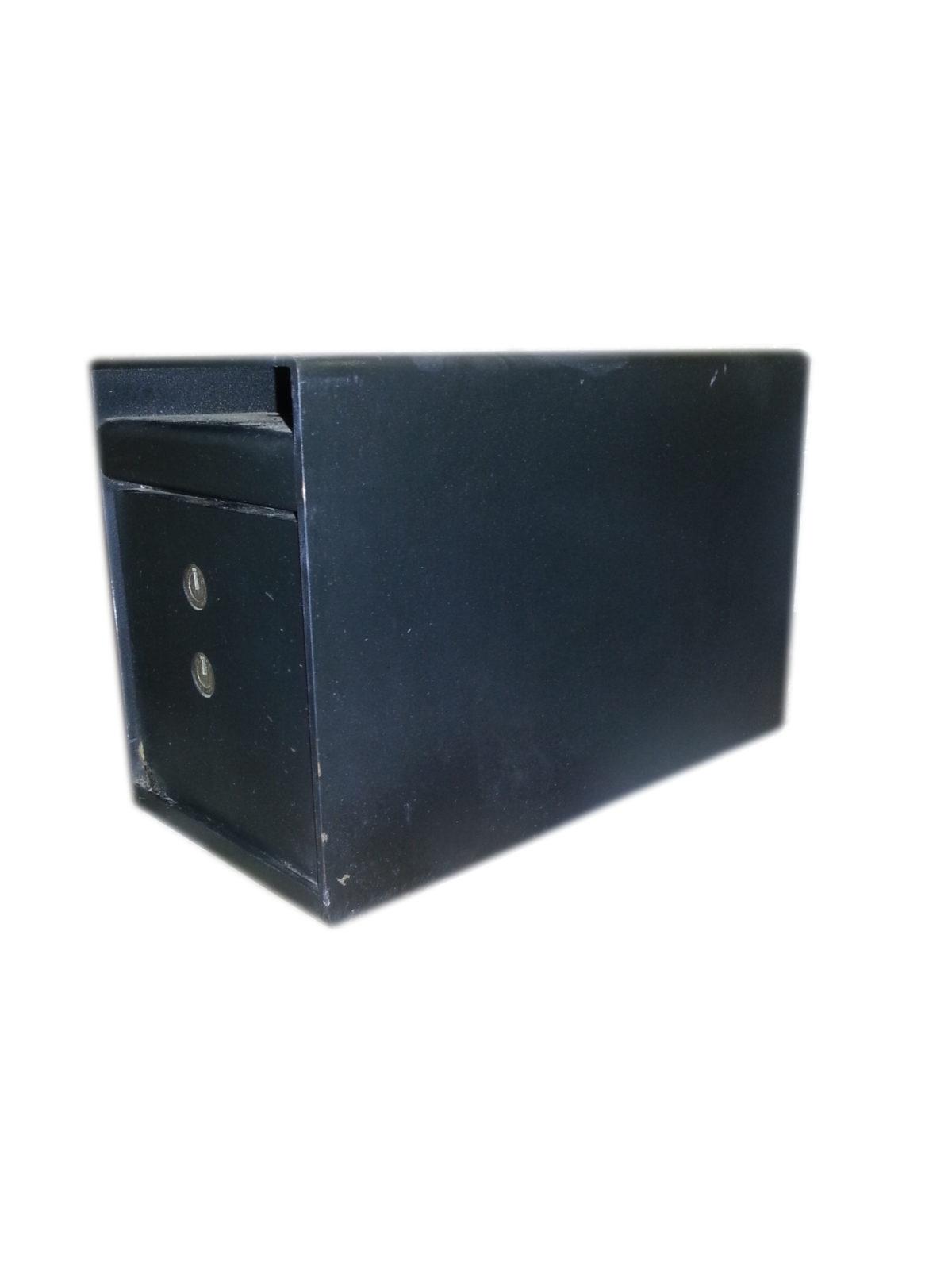 Banktechsafe-Trezortech-Használt bedobós teherautószéf