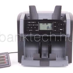 Banktechsafe-Automodule-NC 3500 több valutás bankjegyszámláló