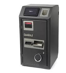 Automata pénztár, Befizetőgép