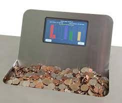 CoinBank befizetőgép